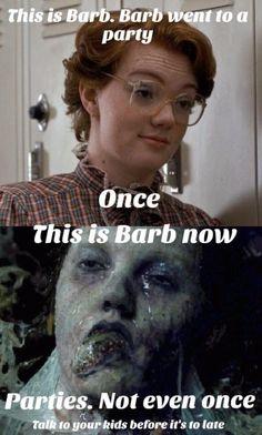 Poor barb