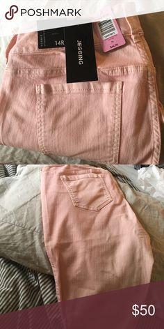 79d1ef07a61 Light pink jeggings NWT. Stitch Fix StylistJeggingsTorridSize  14AmazingSkinny JeansComfyDenimSuper ...