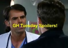 """General Hospital"" (GH) spoilers indicate that the Tuesday, November 30th show will be action-packed with confrontations between Jason, Patrick, Liz, Carly, Sam"
