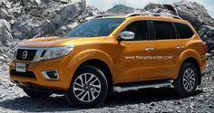 Podría haber un nuevo Nissan Pathfinder en camino - http://www.actualidadmotor.com/2014/08/06/podria-haber-un-nuevo-nissan-pathfinder-en-camino/