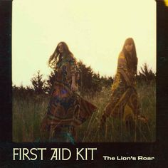 First Aid Kit- The Lion's Roar New Sealed Vinyl [180g] w/ CD