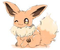 Eevee Wallpaper, Cute Pokemon Wallpaper, Pokemon Super, Pokemon Firered, Eevee Cute, Pokemon Eevee Evolutions, Anime, Cute Drawings, Cute Wallpapers