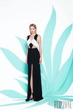 Georges Hobeika Spring-summer 2016 - Ready-to-Wear - http://www.flip-zone.com/Georges-Hobeika-5923