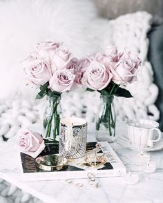 """""""Pretty  #florals """""""