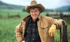 Robert Redford.  If we were friends, I'd expect a discount at Sundance Catalog.  Or at least free shipping.