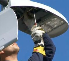 New LED fixtures from Cree were easy to install, and are expected to cut maintenance costs by 60% vs. the old lights.