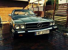 Mercedes-Benz SL 450 1976, 156 690 km, kr 39 000,- -