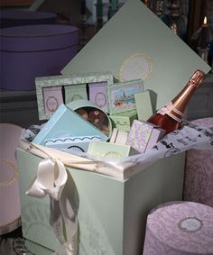 Ladurée | Prestige Gifts & Events. They even deliver, not to Canada mind you but they do deliver! :)