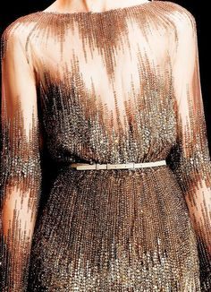 Elie Saab Haute Couture 2014 details