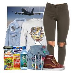 """""""fly with me"""" by trinsowavy ❤ liked on Polyvore featuring Topshop and Betsey Johnson"""