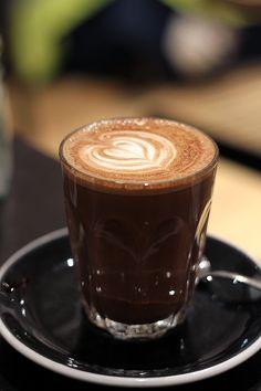 Nude Espresso, London