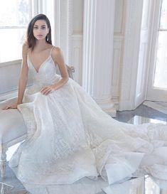 8f40d30a Lazaro Bridal, Bridal Gowns, Wedding Gowns, Sparkle, Wedding Day, Book,