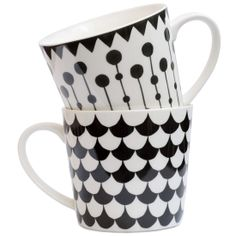 Littlephant Kitchenware, Tableware, Opposites Attract, Moving Day, Black And White Colour, Sharpie, Kitchen Dining, Color Schemes, Berries