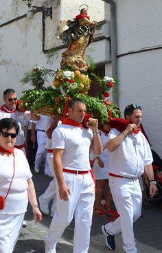 Santacara: Dia de la Virgen 2015