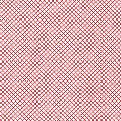 Ann Kelle Remix Criss Cross in Crimson