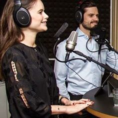 Carl Philip and Sofia been interviewed in one of Stockholm Radio