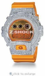 The Premier Seto Custom G-Shock with ZShock Bezel starting at $1695 #zshock #watch #gshock #iced