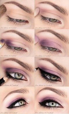 See more makeup tutorials on http://pinmakeuptips.com/the-craziest-christmas-inspired-makeup-ideas/