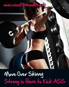 Move Over Skinny Strong is Here to Kick ASS