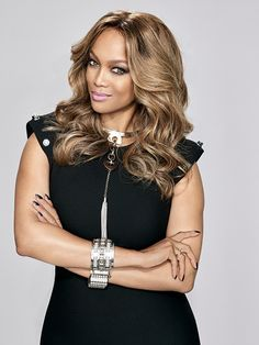 Tyra Banks 43 - 27 Beautiful Celebrity Women Who Seem To Be Aging Backwards