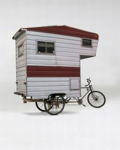 The Perfect Adventure Homes - Tiny, Mobile And On Wheels
