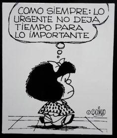 Urgent or Important?