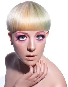 HAUS Salon  Salon Team Finalist North American Hairstyling Awards 2012
