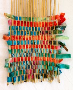 Prairie weaving
