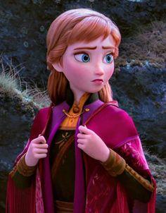 Frozen Disney Anna, Frozen Love, Frozen Elsa And Anna, Frozen Film, Frozen Art, All Disney Princesses, Disney Princess Art, Disney Dream, Disney Fun