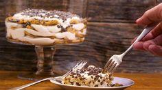 Grant's 5-Ingredient Cannoli Ice Box Cake Recipe