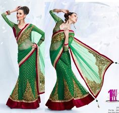@ $149 a stunnig partywear saree with free shipping offer only at www.buyindianwear.com