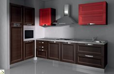 Cocina Made in Italy Ikea, Kitchen Cabinets, Italy, Design, Home Decor, Trendy Tree, Maximize Space, Open Spaces, Houses