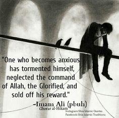Hazrat Ali Sayings, Imam Ali Quotes, Allah Quotes, Quran Quotes, Faith Quotes, Life Quotes, Quotes Sahabat, Qoutes, Religion Quotes
