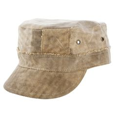 54339168c6a Real Deal Brazil Recycled Cotton Canvas Cuba Libre Hat (M)