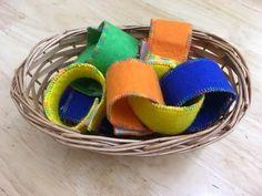 Felt Crafts, Diy And Crafts, Crafts For Kids, Infant Activities, Activities For Kids, Kids Education, Childcare, Montessori, Kids Toys