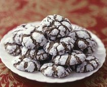 Chocolate Crackle Tops