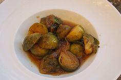 Glasierter Rosenkohl, ein beliebtes Rezept aus der Kategorie Gemüse. Bewertungen: 39. Durchschnitt: Ø 4,2.