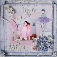 Luv 2 Dance - Scrapbook.com
