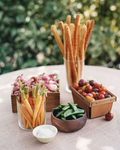 brilliant farmers market inspired party