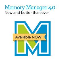 Memory Manager 4.0 - I need to get this for scrapbooking. I don't like the version I have right now.