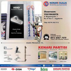 Bagi Anda Yang Berlibur Di Kota Yogyakarta ... Ada Showroom Kami Di Kota Yogyakarta Yang Berada Di :  Jl. Magelang KM 1 No. 67 Kav. C (Seberang Borobudur Plaza) Telp : (0274) 562 312, Fax : (0274) 556 194 YOGYAKARTA  Informasi Hub. : Ibu Tika 0812 8567 7070 ( WA / Telpon / SMS ) 0819 0506 7171 ( Telpon / SMS )  Email : digitalmarketing@kenaridjaja.co.id  [ K E N A R I D J A J A ] PELOPOR PERLENGKAPAN PINTU DAN JENDELA SEJAK TAHUN 1965  SHOWROOM :  JAKARTA & TANGERANG ..