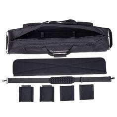 BAG01 Large Tripod Gear Gig Bag with Shoulder Strap and Internal Adjustable Dividers