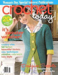 Crochet Today 5 - - Álbuns da web do Picasa - anche bellissimi schemi etnici per cuscini e coperte. Crochet Cross, Crochet Chart, Irish Crochet, Crochet Stitches, Knit Crochet, Crochet Sweaters, Country Fall Fashion, Chic Fall Fashion, Magazine Crochet