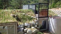 에너지절약주택의 또다른 옵션, 땅속집!