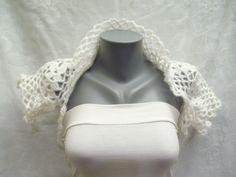 Crochet Shrug...  Bolero a crochet...