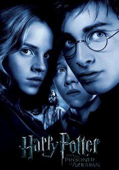 Harry Potter and the Prisoner of Azkaban movie poster image
