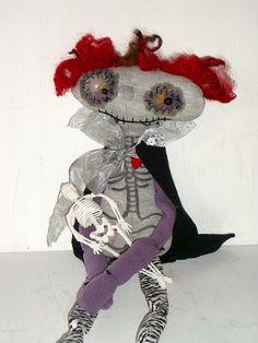 Monster Rag Doll
