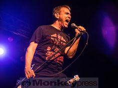 Fotos: DEAD KENNEDYS  DEAD KENNEDYS  Köln Live Music Hall (21.10.2016):   monkeypress.de - sharing is caring! Autor/Fotograf: Wolfgang Heisel Den kompletten Beitrag findet Ihr hier: Fotos: DEAD KENNEDYS