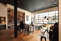 coffee bar // toby's estate // brooklyn - New York