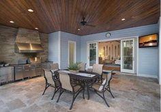 Patio design idea - Home and Garden Design Ideas